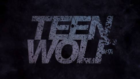 Teen Wolf affiche
