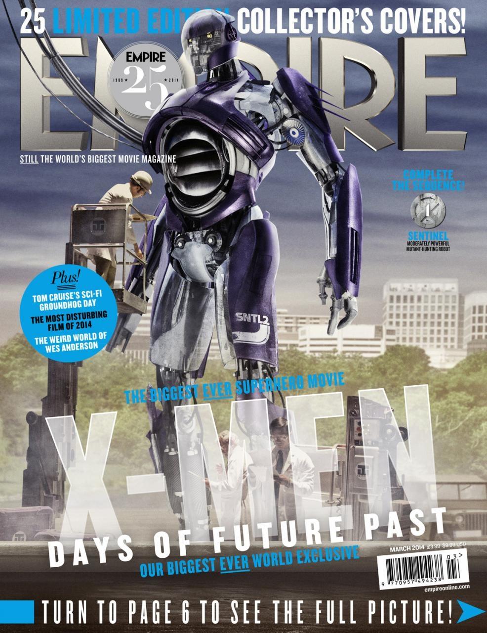 x-men spécial empire1