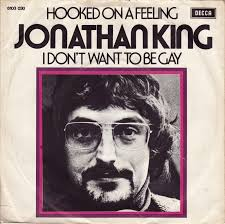Jonathan King hooked