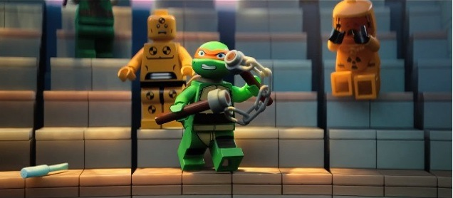 Lego movie4