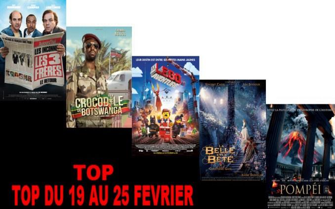 TOP 19 AU 25