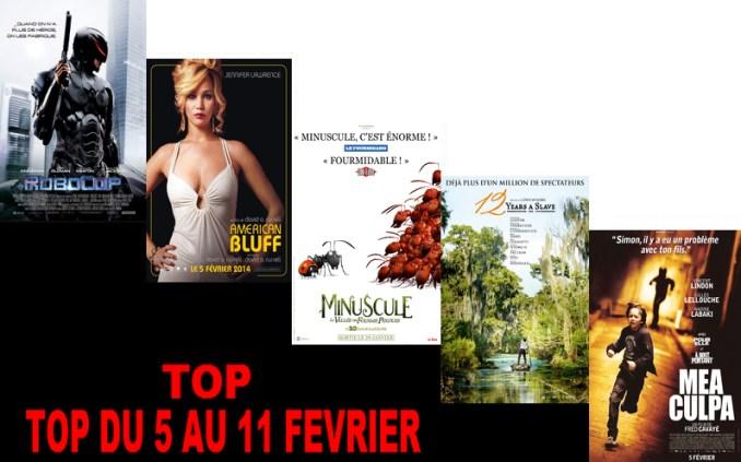 TOP 5 AU 11-2