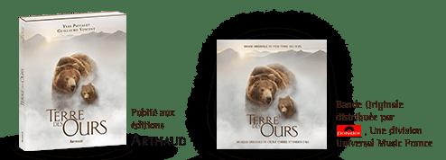 Terre des ours livre