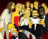 Homer Selfie