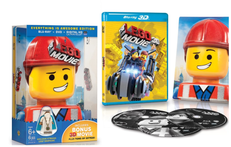 Lego Movie Bluray 2