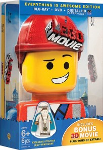 Lego Movie Bluray