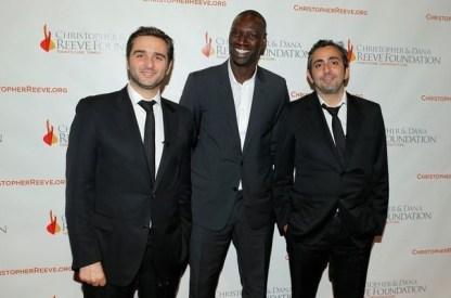 Olivier Nakache, Omar Sy et Eric Toledano