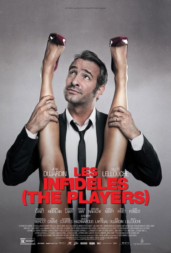 The players infideles jean dujardin
