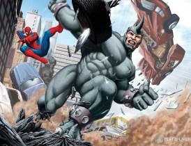 Amazing Spiderman Sinister 68