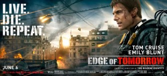 Edge of tomorrow Londres
