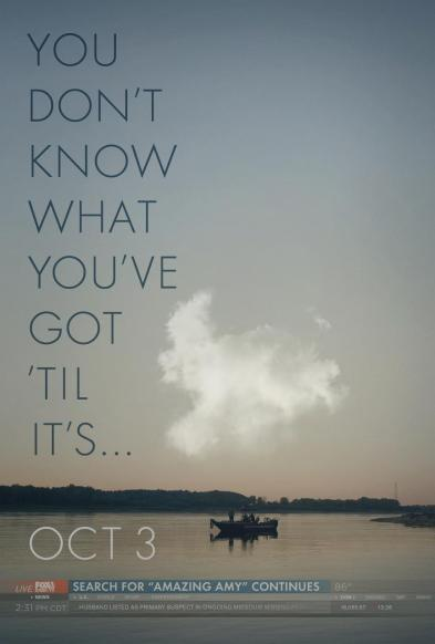 Gone Girl poster US
