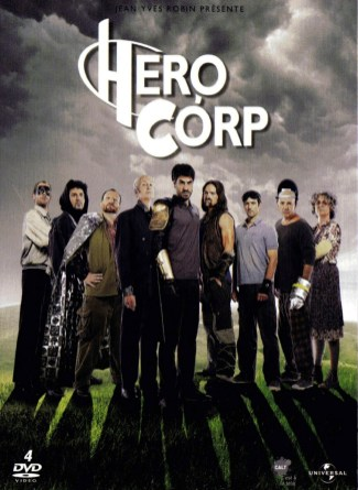 Hero Corp affiche
