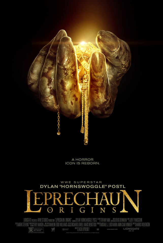 Leprechaun reboot poster