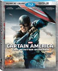 Cap america 2 Blu 3D