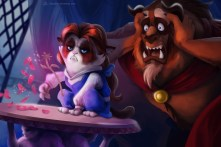 Grumpy Disney2