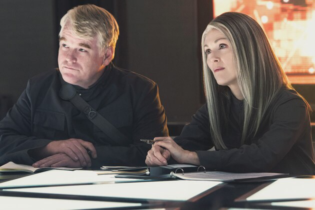 Julianne Moore dans Hunger Games