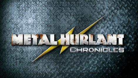 Métal Hurlant Chronicles affiche