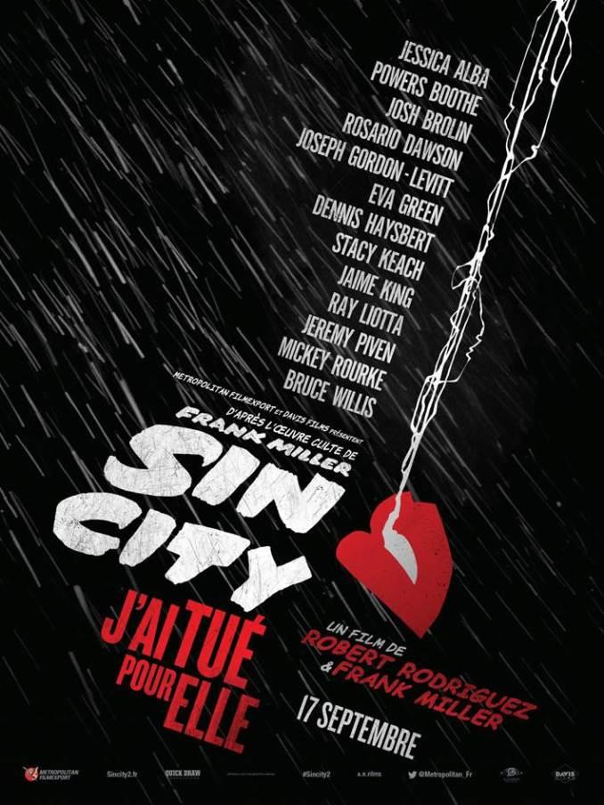 Sin City tue pour elle