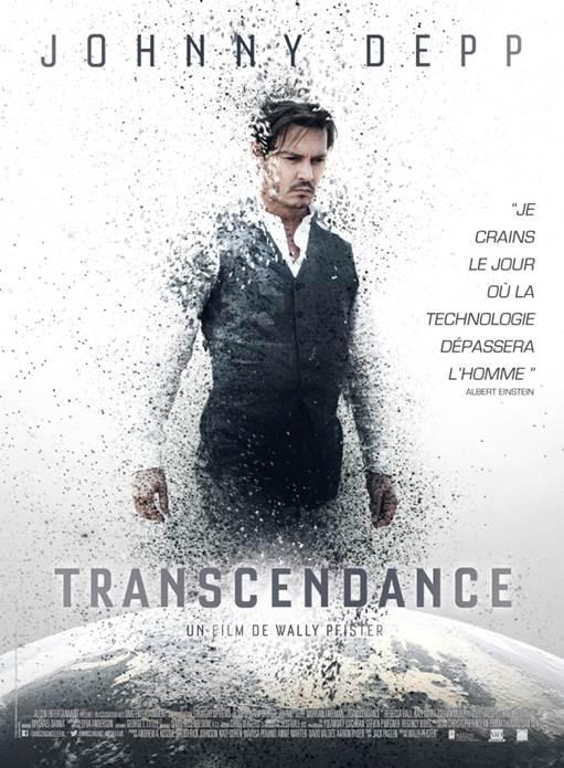 TRANSCENDANCE affiche FR