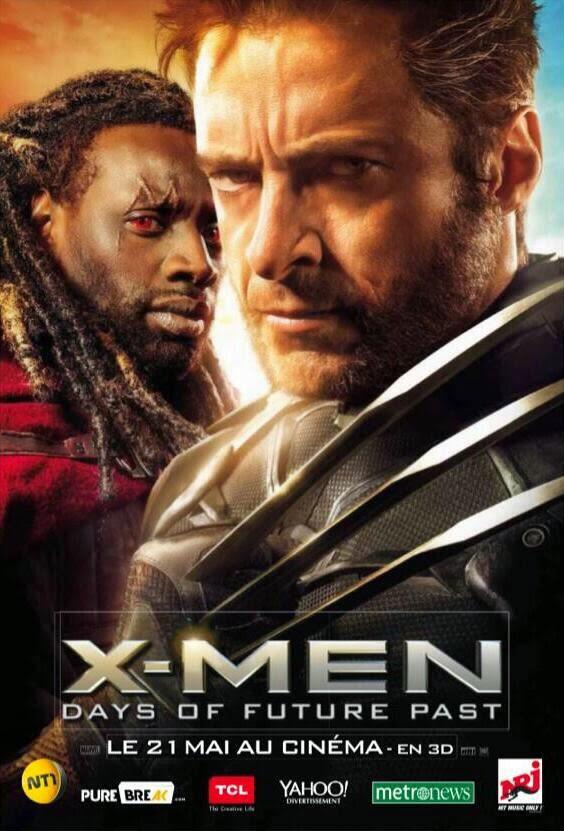 X-men poster Omar Sy