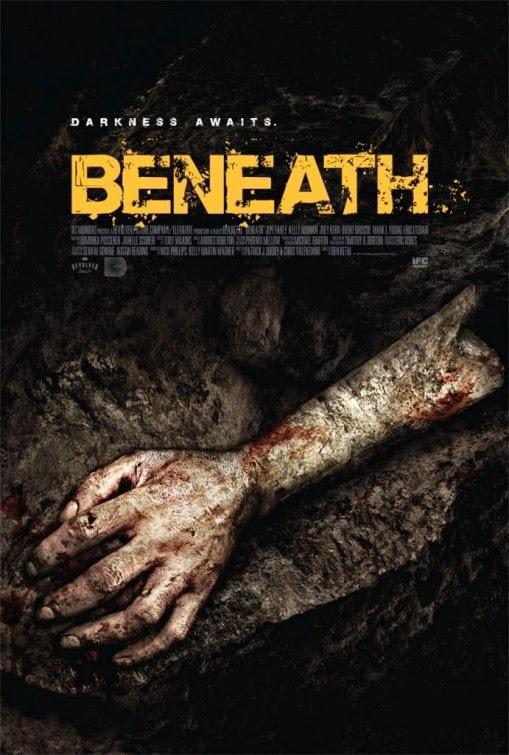beneath poster