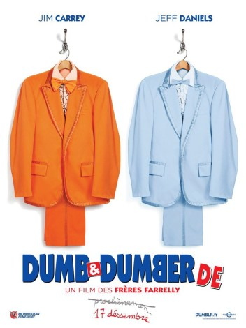 Dumb and Dumber poster fr