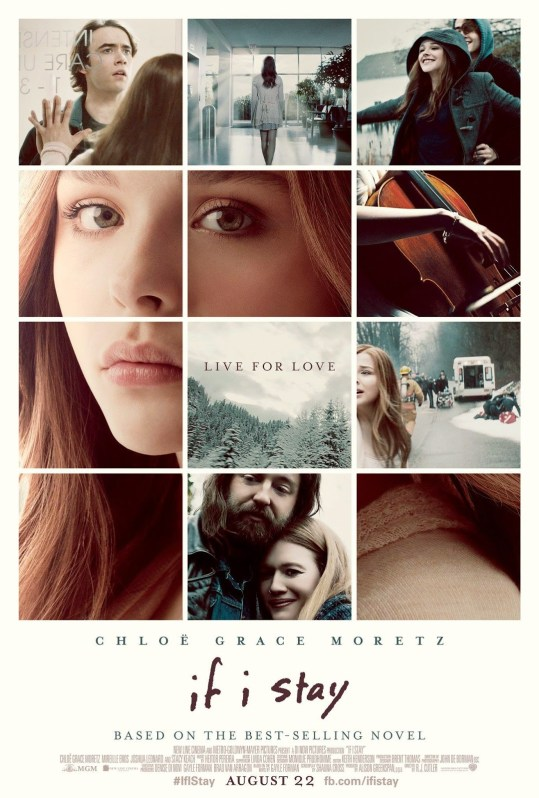 If I stay poster 2
