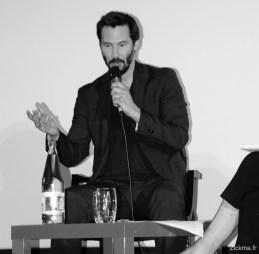 Rencontre avec Keanu Reeves avp 129