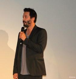Rencontre avec Keanu Reeves avp 213