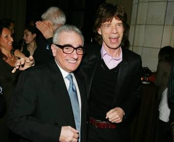 Scorsese & Jagger