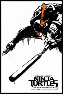 ninja Turtles posters perso US4