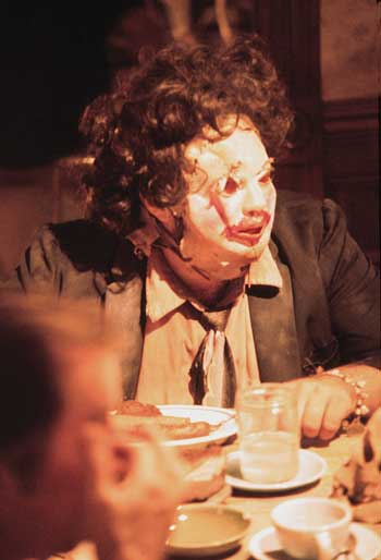 Leatherface texas chainsaw 1974