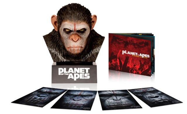 Planete des singes bluray