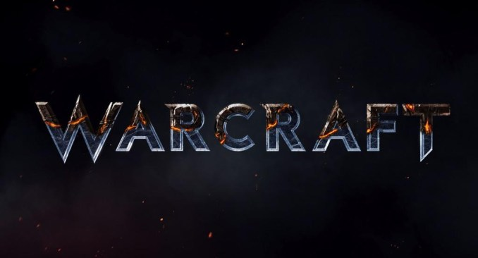 Warcraf official logo