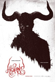 Horns new poster