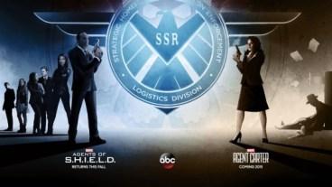 Agent of S.H.I.E.L.D. & Agent Carter