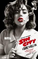 Sin city 2 posters gaga