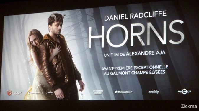 Horns AVP15