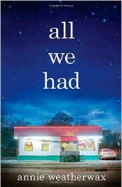 all-we-had book cover
