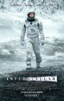 Interstellar poster 1