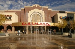 Cinemark Store Front Web