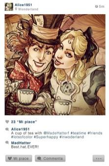 Disney instagram2