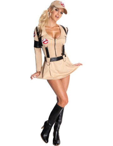 Ghostbusters Sexy female2