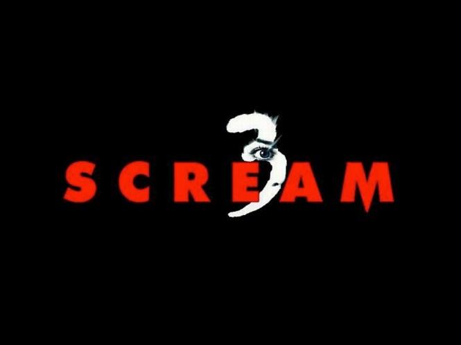 Scream 3 logo