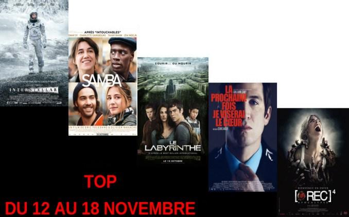 TOP 12 AU 18-11