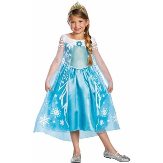 frozen halloween costume Elsa