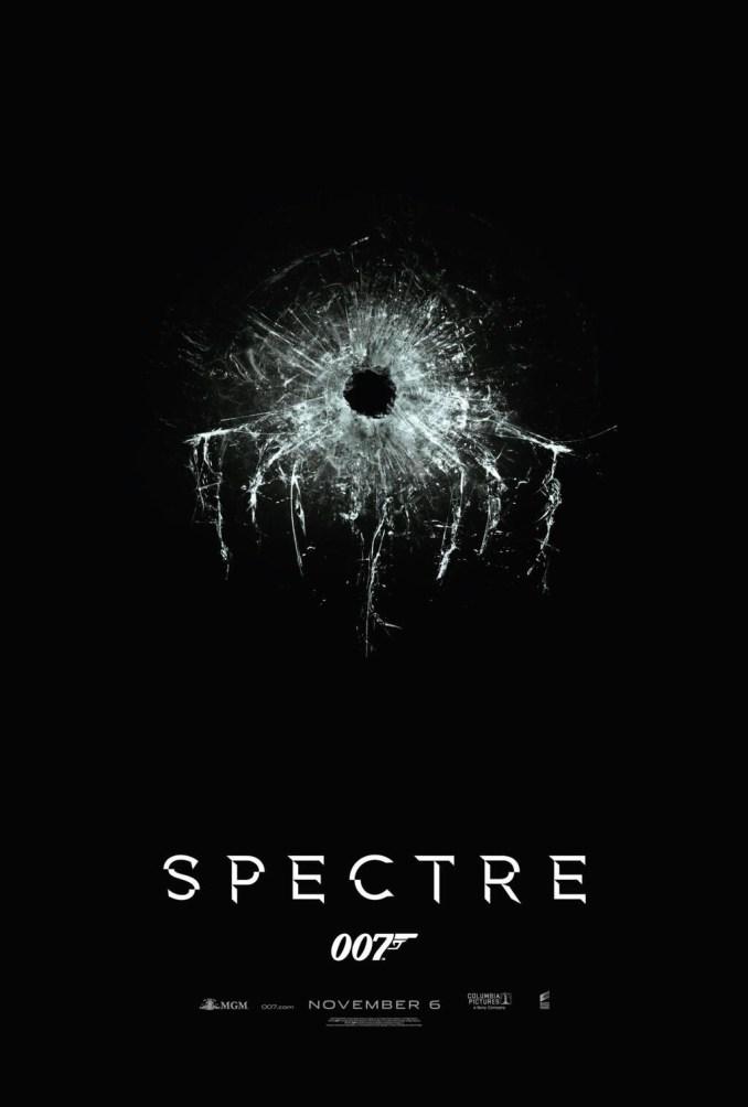 Bond Spectre affiches2