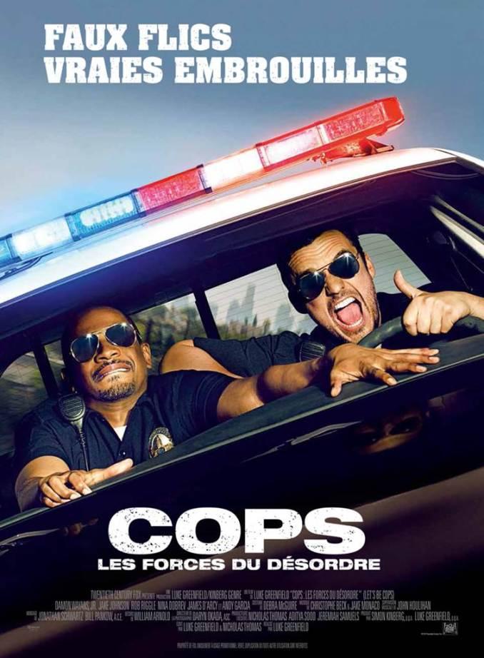 COPS Les Forces du Désordre