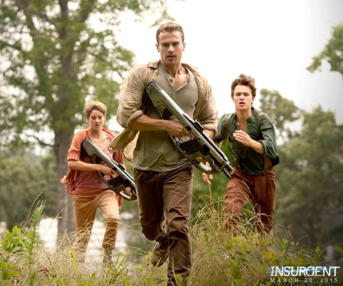 Divergente 2 l'insurrection photo