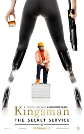 Kingsman posters VO1